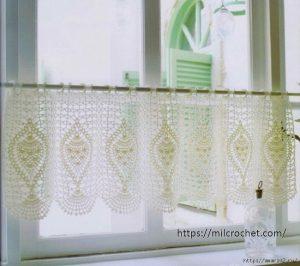 Borde cortina