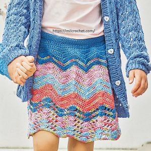 Vestido niña mixto